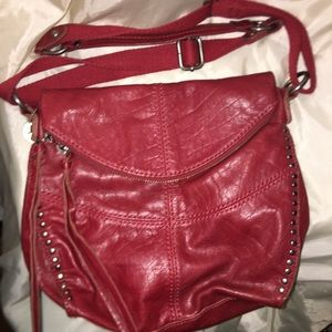 THE SAK Red Purse 👜 *great condition *